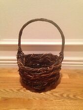 WILLIAMS SONOMA Happy Easter Basket Pottery Barn NEW