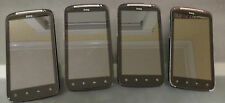 Lot of 4 HTC Sensation 4G - Bell - FOR PARTS / AS IS