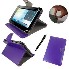 Odys Wintab 10 / 25,7 cm Tablet Pc Tasche  standfunktion Hülle - 10 Zoll Lila