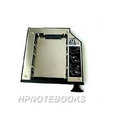 NUOVO SATA 2nd HDD HARD DISK CADDY DELL e6400 e6410 e6500 e6510 m2400 m4400 m4500