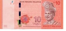 MALAYSIA 10 Ringgit Unc Cond (ND2012) BARGAIN!