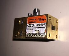HUGHES 47971H-2100H 26.5-40 GHz SMA RF Waveguide Switch