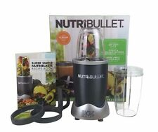 NutriBullet Magic Bullet 8-Piece Nutrition Extractor Blenders Juicer NBR-8
