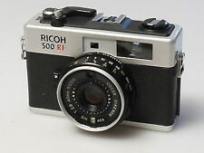 (PRL) RICOH 500 BODY 135 35 mm SPARE PARTS FOTORIPARATORE REPAIR REPARATION EX+