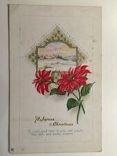 Vintage Postcard - #335 - Christmas Greetings