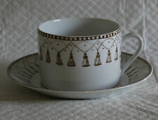 Pierre Frey Groussay Limoges Large Cup & Saucer