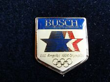 1984 LOS ANGELES BUSCH SPONSORED OLYMPIC PIN