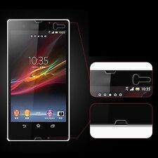 HD Tempered Glass Film Hard Screen Protector Cover For Sony Xperia Z L36H C6603