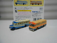 ISUZU BX 352 + ISUZU BA 742 TOMYTEC BUS COLLECTION ESCALA N 1/150