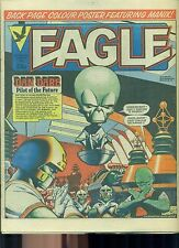 EAGLE weekly British comic book March 17 1984 VG+