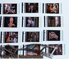 Who Framed Roger Rabbit -12pack- 35mm Film Cell Lot movie memorabilia Aus Seller