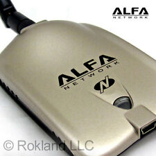 Alfa AWUS051NH v2 Dual Band 802.11n 2.4/5 GHz WiFi Wireless USB Client NO MOUNT