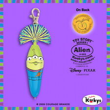 Walt Disney's Toy Story Alien Figure Kooky Novelty Pen Keychain, NEW UNUSED