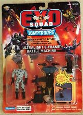 ExoSquad Jumptroops Captain Avery Butler Figure Ultralight E-Frame 1994 New MOC