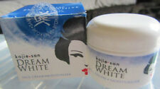 100% Genuine New KOJIE SAN DREAM WHITE FACE CREAM- MOISTURIZER 30ML BOX