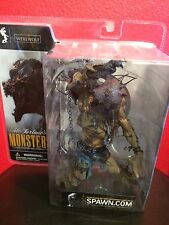 McFarlane's Toy (Monsters Series) Collectible Action Figure: Werewolf