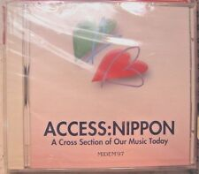 Access:Nippon Japan 1996 Promo CD * Bow Wow *Mad Capsule Markets *