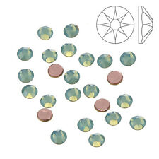 Swarovski Hotfix Crystal 2078 Pacific Opal SS16 Pack of 24 (K64/8)