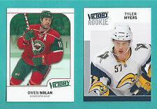 2009-10 Upper Deck Victory Hockey Cards - you pick to complete your set