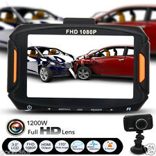 "3"" Full HD 1080P Car DVR Camera Video Recorder Dashboard Night Vision G-Sensor O"