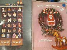 Jolly Christmas Day Painting Book-Headman-Ornaments/Toys/Santas/Soldiers