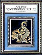 Ancient Scandinavian Designs International Design Library)