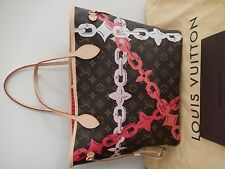 Sac Neverfull Louis Vuitton Monagram bay Chains summer 2016