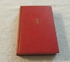 Listen the Wind Anne Murrow Lindburgh 1938 First Edition.