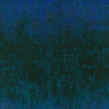 Renaissance Garden Shades of Blue, Ombre Effect, RJR, REMNANT (1 yard 8 inches)