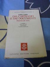 DAL CARTEGGIO E DAI DOCUMENTI GALILEO GALILEI pagine di vita 1984