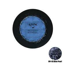 1 NYX The Ultimate Pearl Eye Shadow Blue Pearl UP15