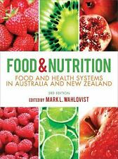 Food & Nutrition: Food and Health Systems in Australia and New Zealand, , New Bo