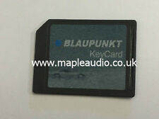 Blaupunkt Los Angeles MP72 7 641 804 310 Mini MMC Keycard - New Genuine Part