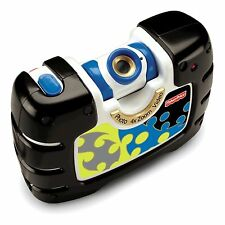 Fisher Price Kid Tough W1537 See Yourself Digital Camera - Black, NEW IN BOX