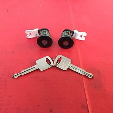 1996-2001 FORD EXPLORER MOUNTAINEER SPORT TRAC DOOR LOCK CYLINDER PAIR 2 KEYS!