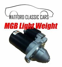 MGB Pre-engaged Brand New starter Motor  LIGHT WEIGHT