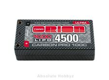 Orion Carbon Pro Ultra 7.4V 4500mAh 100C 2S LiPo, Shorty Pack, 5mm Tubes