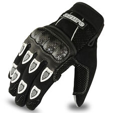 Motocross MX Gloves Racing Motor Cycling, Offroad, Enduro, MTB, BMX Black 1093 L