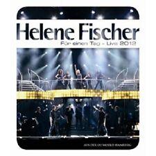 HELENE FISCHER - FÜR EINEN TAG - LIVE 2012 BLU-RAY BEST OF SCHLAGER POP NEU