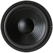 """NEW 8"""" Woofer Speaker.8 ohm. Home Audio Stereo Sound Replacement.100 watts."""