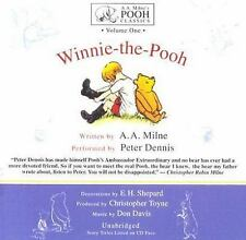 WINNIE-THE-POOH - NEW AUDIO BOOK
