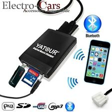 INTERFACE BLUETOOTH AUDIO MP3 USB SD AUX AUTORADIO COMPATIBLE MAZDA RX-8