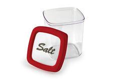 Snips Salzlager 1L Airtight Salz Zu Versiegeln Aufbewahrungsbehälter