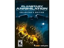 Planetary Annihilation Collector's Edition PC