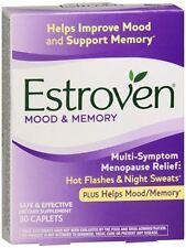 Estroven Plus Mood - Memory Caplets 30 Caplets