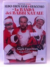 Italian Movie La Banda Dei Babbi Natale Dvd Italiani Giacomo Giovanni  DVD New
