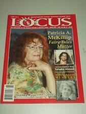 LOCUS ISSUE 605 VOLUME 66 #6 JUNE 2011 PATRICIA A. MCKILLIP US MAGAZINE
