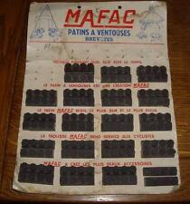 2 Vintage NOS Road Bike Mafac 4 Bump Brake Pads
