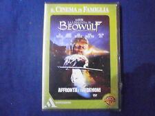 LA LEGGENDA DI BEOWULF - FILM IN DVD ORIGINALE - NUOVO ANCORA INCELLOFANATO