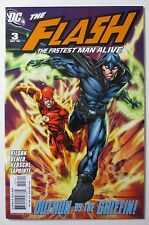 Flash: The Fastest Man Alive #3 (Oct 2006, DC) (C5203) Outrun by the Griffin